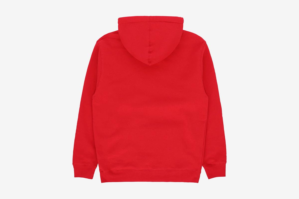Area Code Hooded Sweatshirt