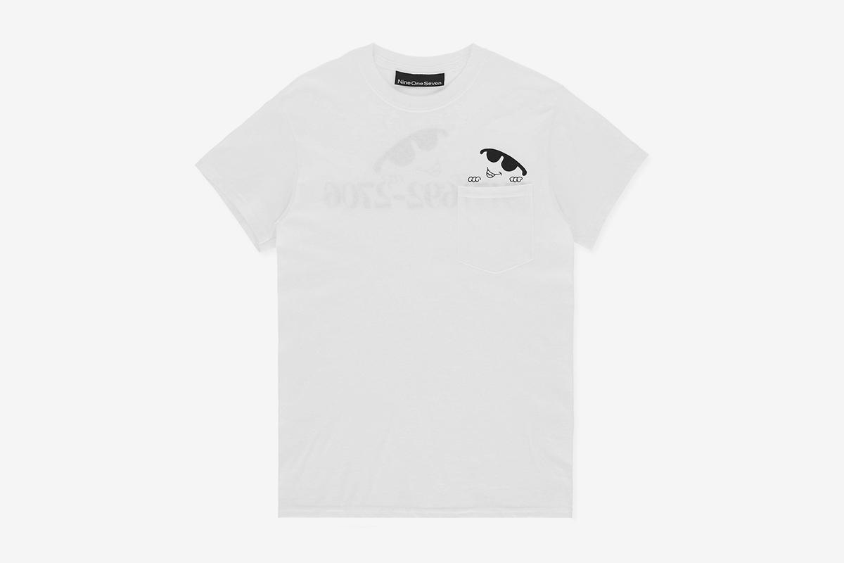 Boogie Pocket T-Shirt