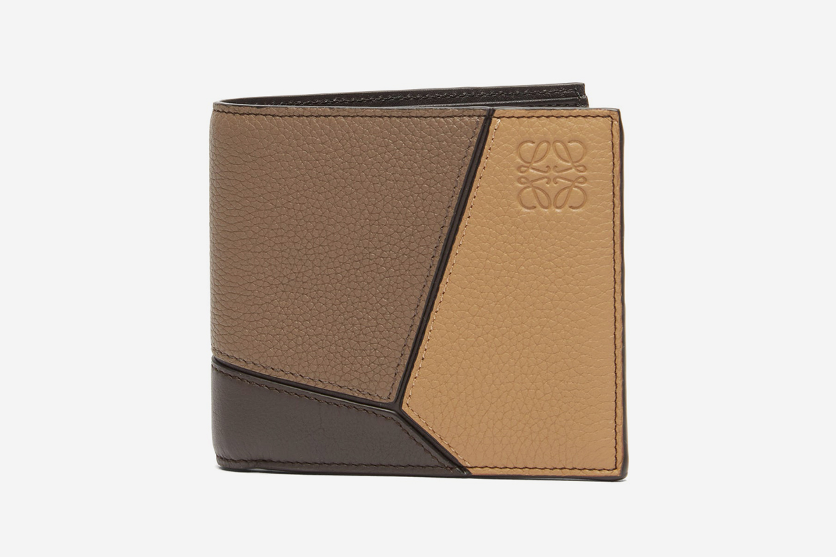 Puzzle Billlfold Wallet