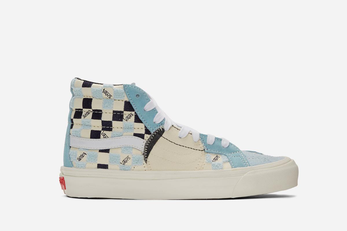Bricolage Sk8-Hi Sneakers