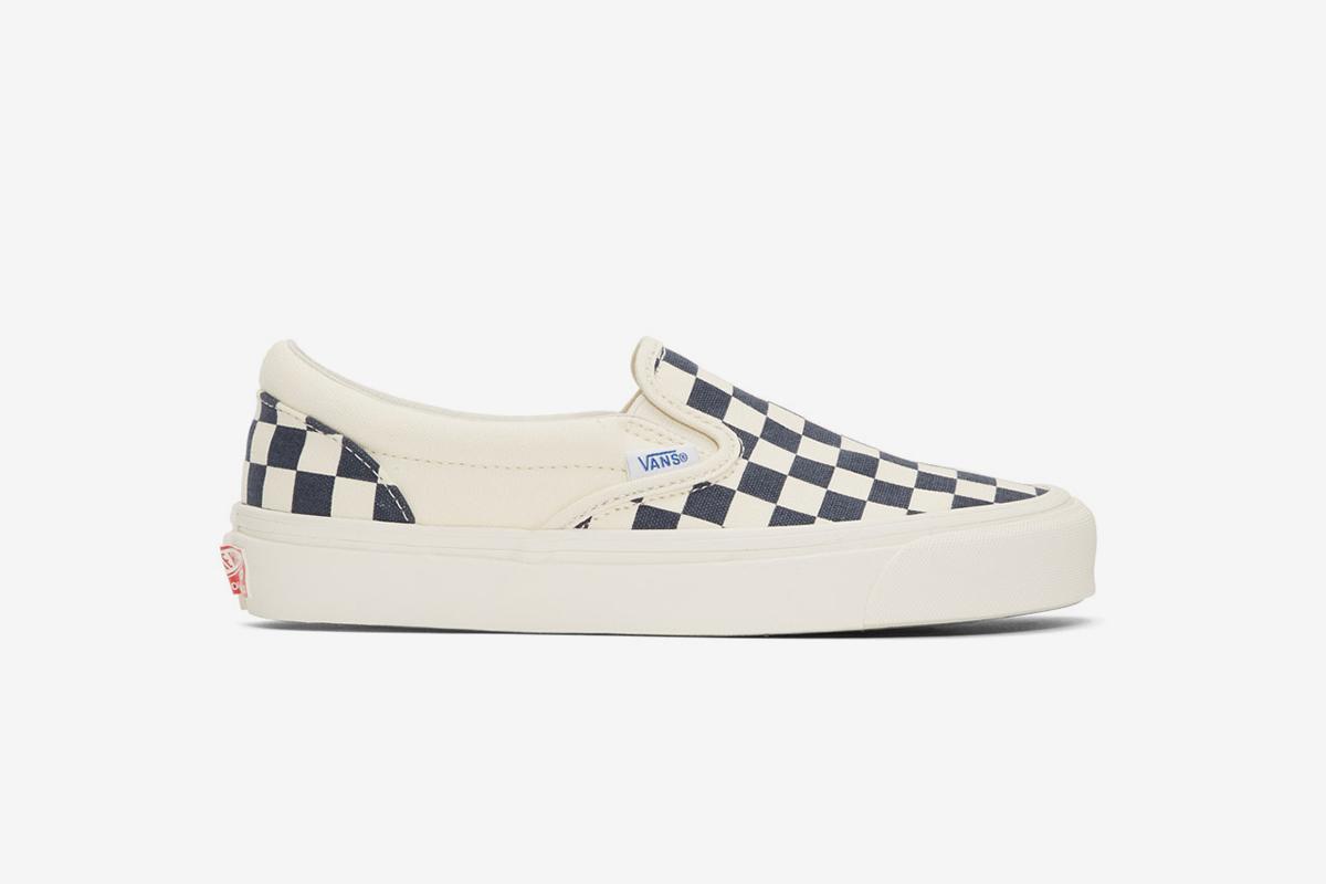 OG Checkerboard Classic Slip-On