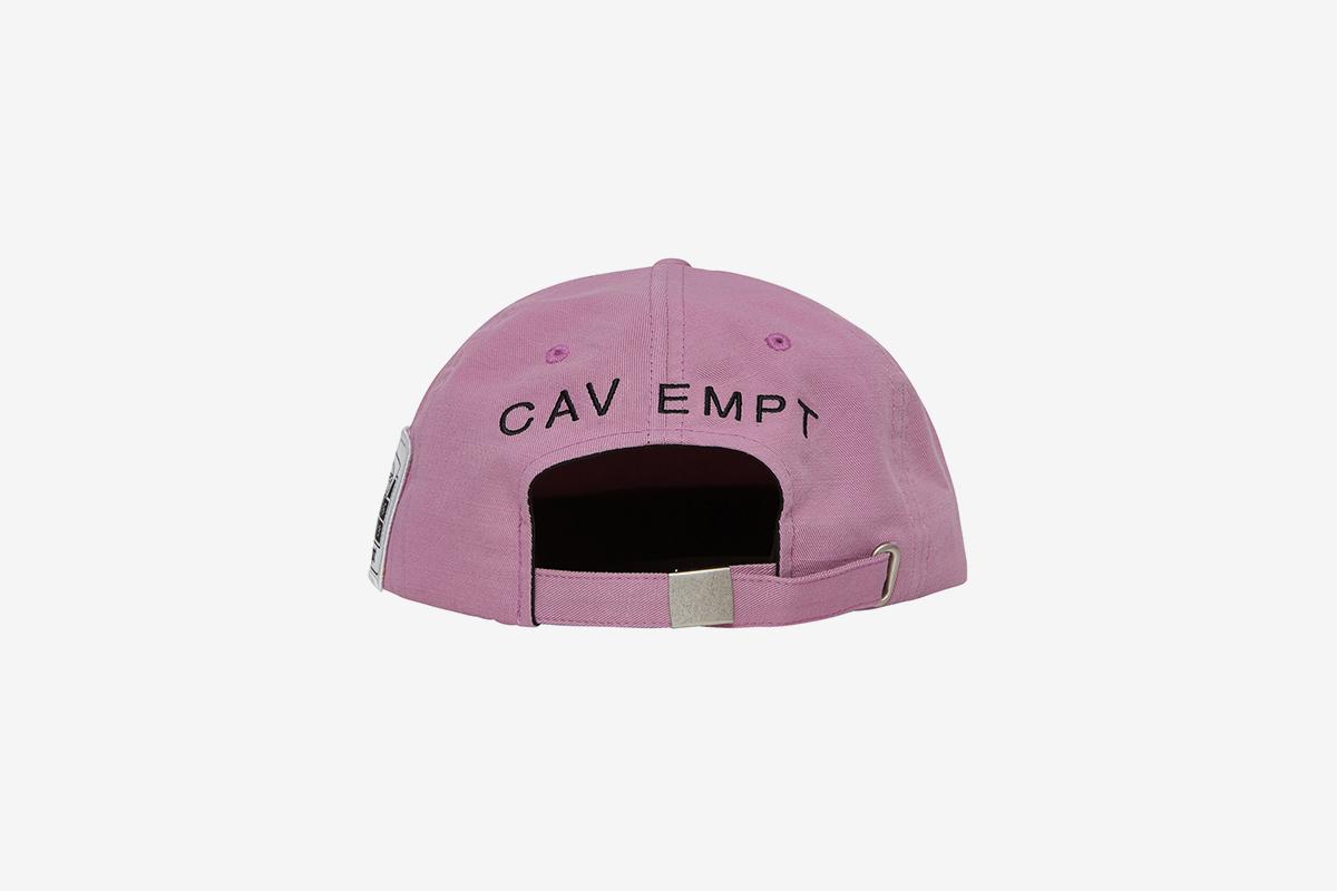 Side Patch Low Cap