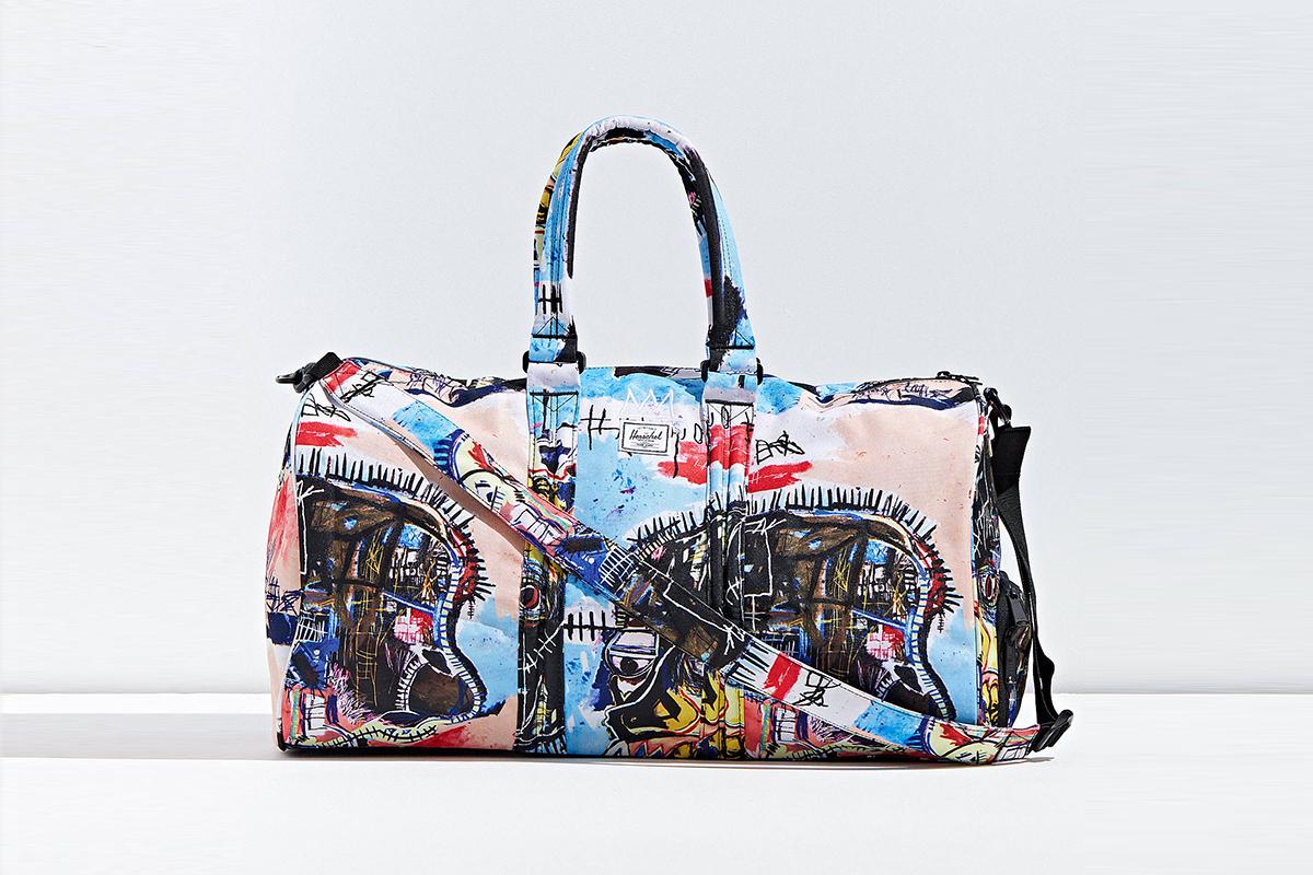 Novel Weekender Duffel Bag