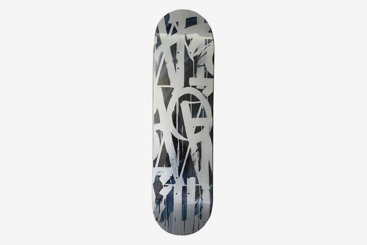 Beyond the Streets Skate Deck, 2018