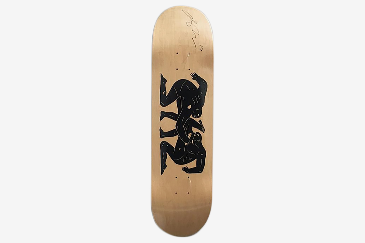 In Killing We Live Skate Deck, 2016