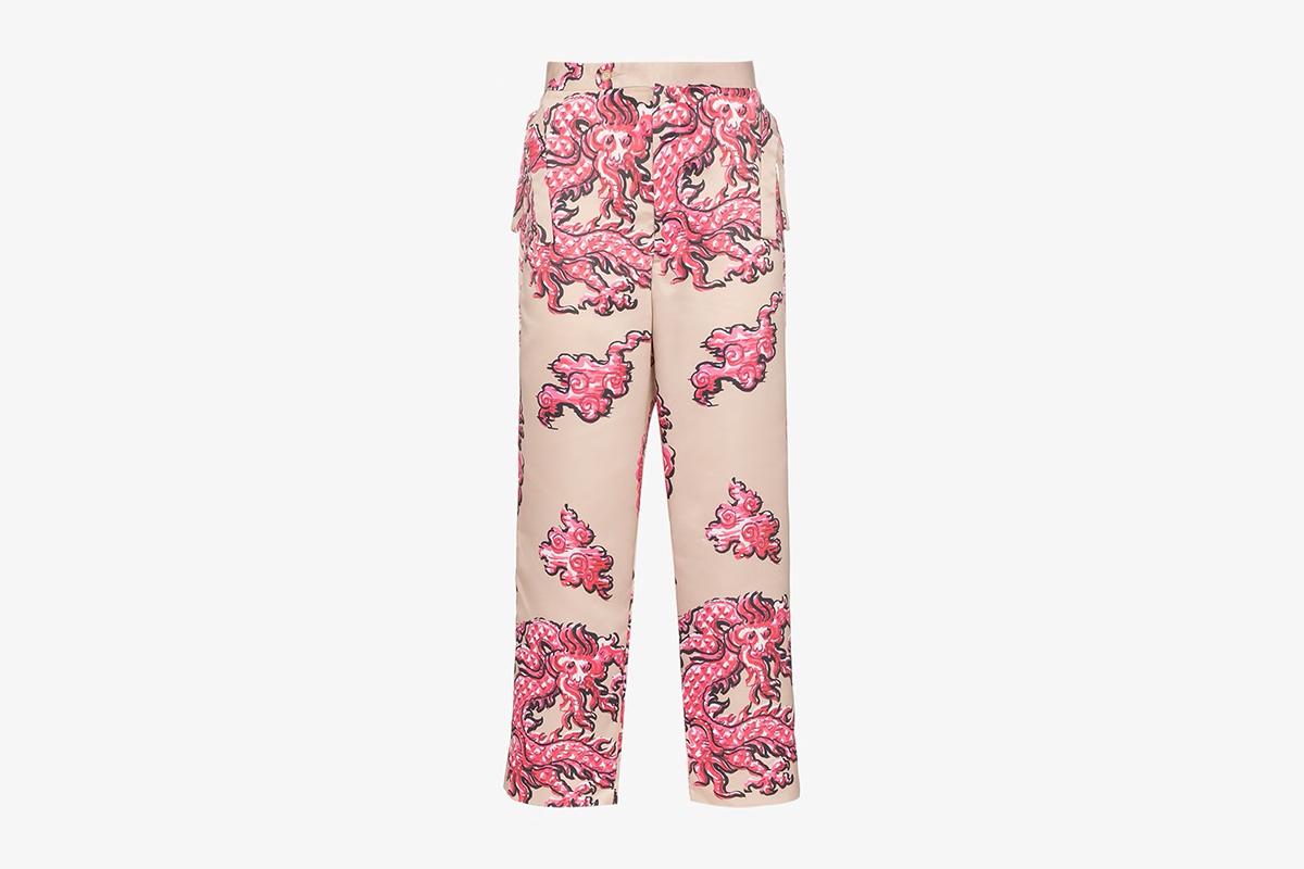 Dragon Silk Trousers