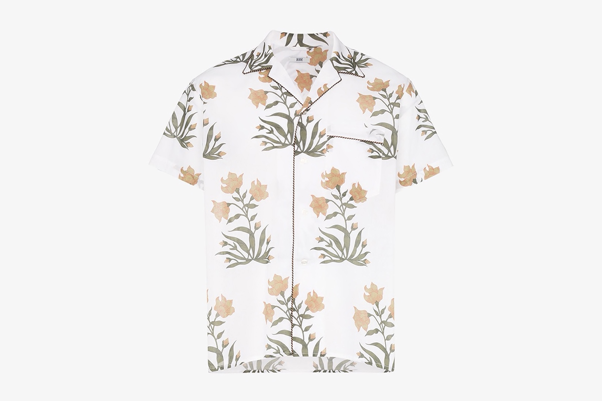 Jaipur Sleeper Cotton Shirt