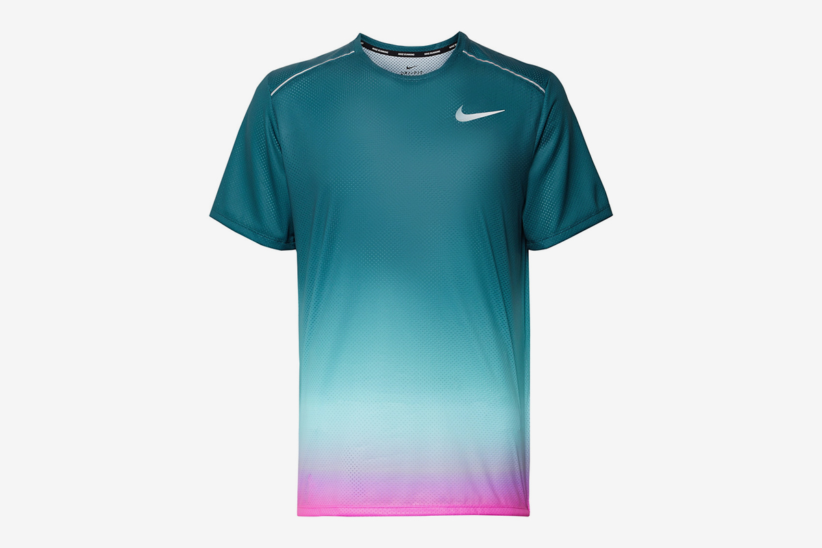 Miler Printed Degradé Dri-FIT T-Shirt