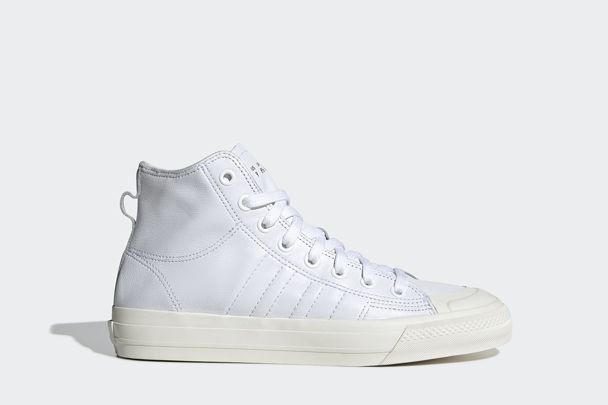 Nizza RF Hi Shoes
