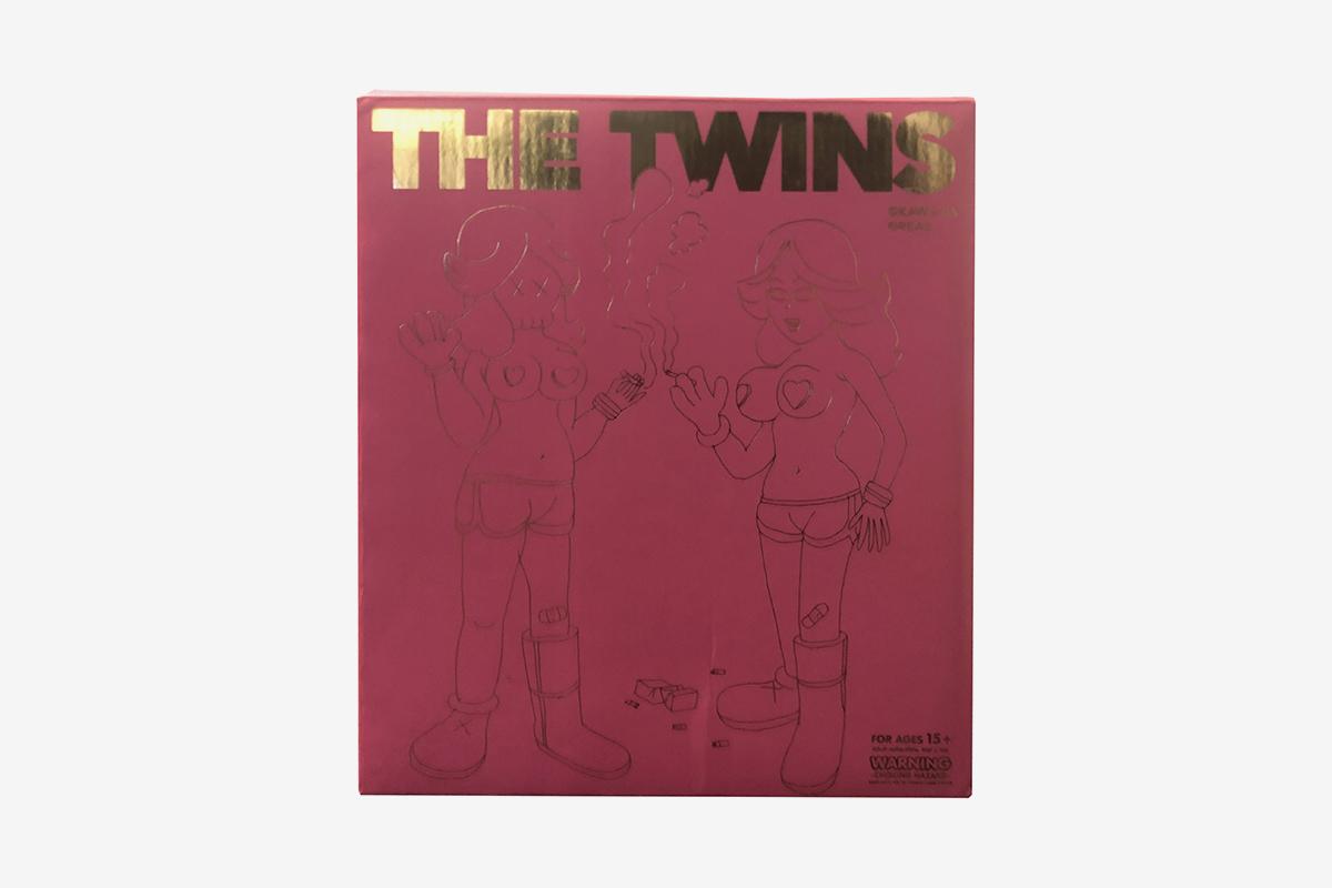 Twins (Pink), 2006