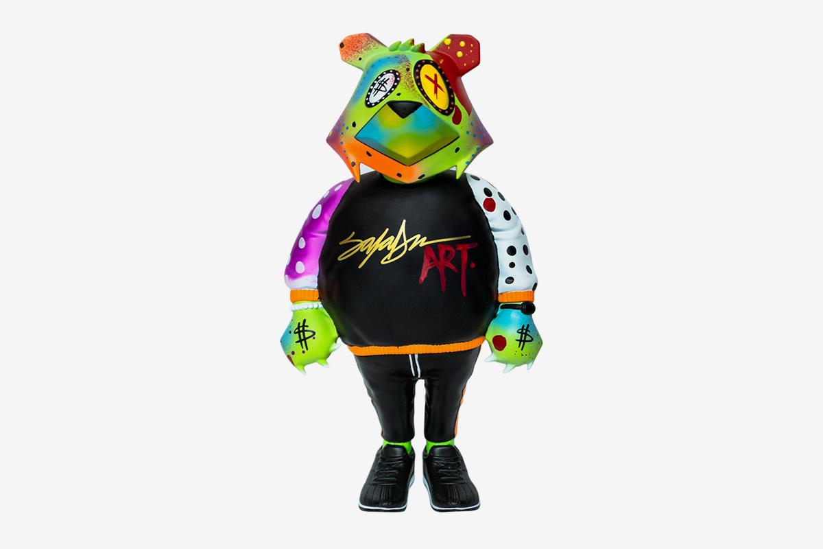 JP Money Bear, 2018