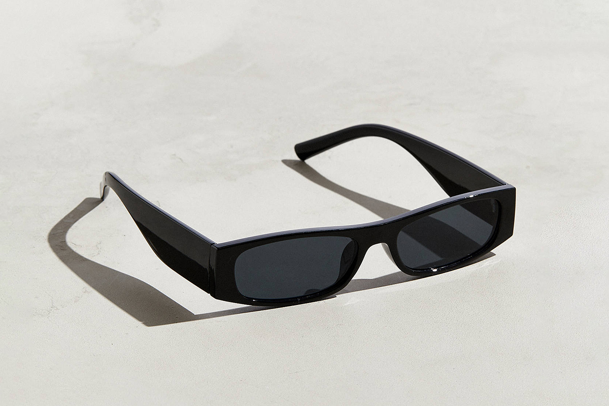 Thick Temple Sunglasses