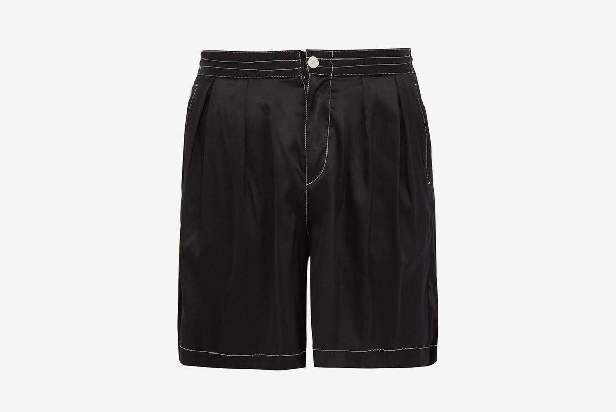 Safari Silk Shorts