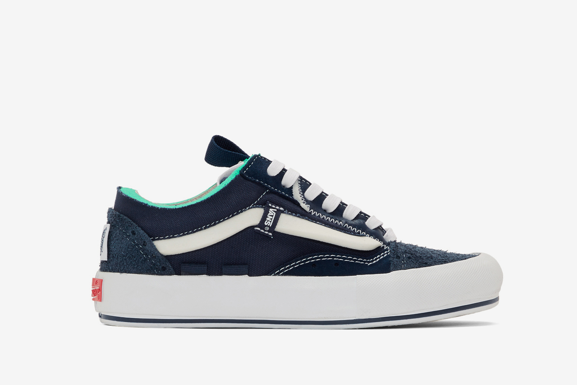 Regrind Old Skool Cap LX Sneakers