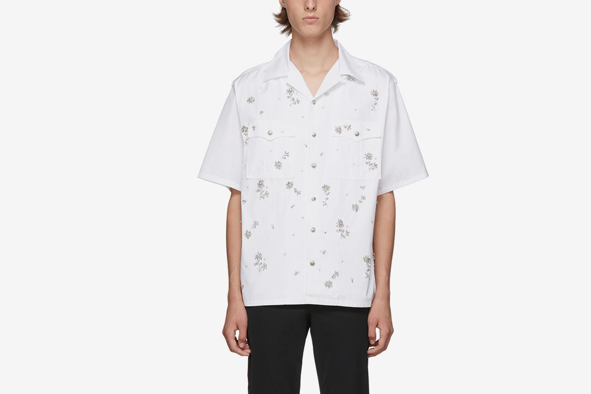 Crystal Bowling Shirt