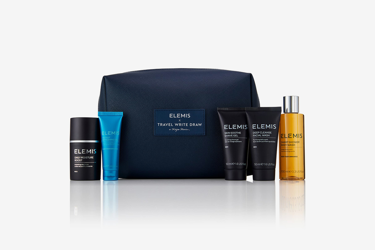 Luxury Travel Collection Essentials for Him