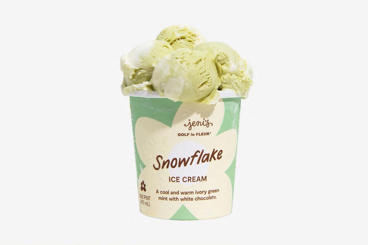 Snowflake Icecream
