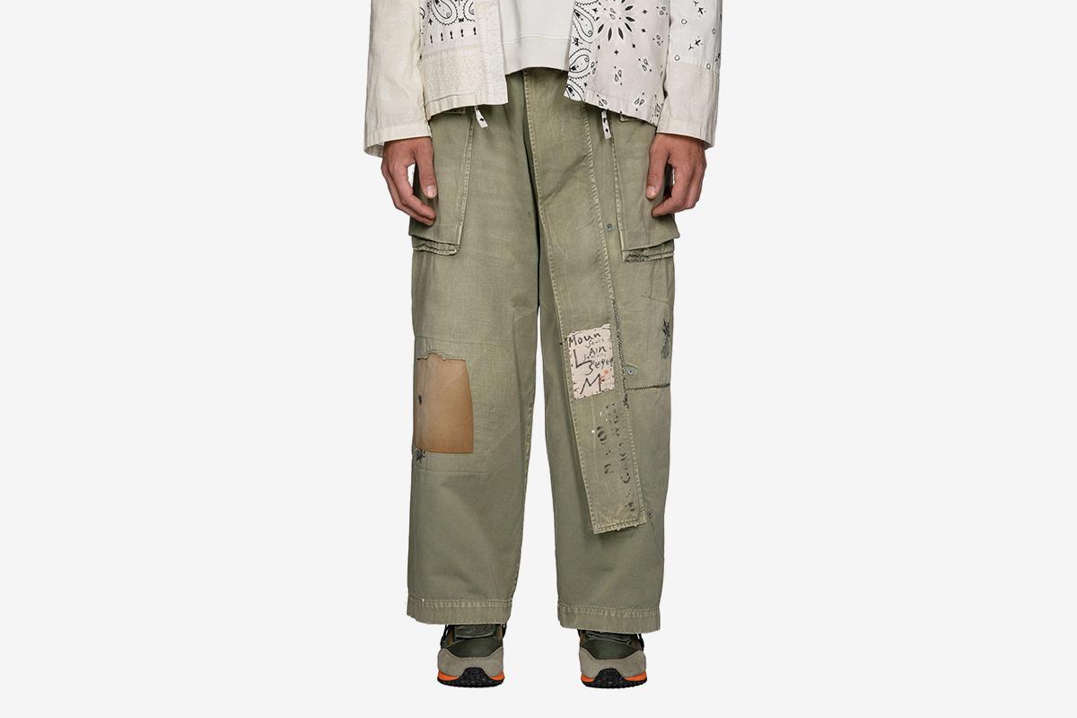 Sleeper Cargo Pants (1 Year Damaged)