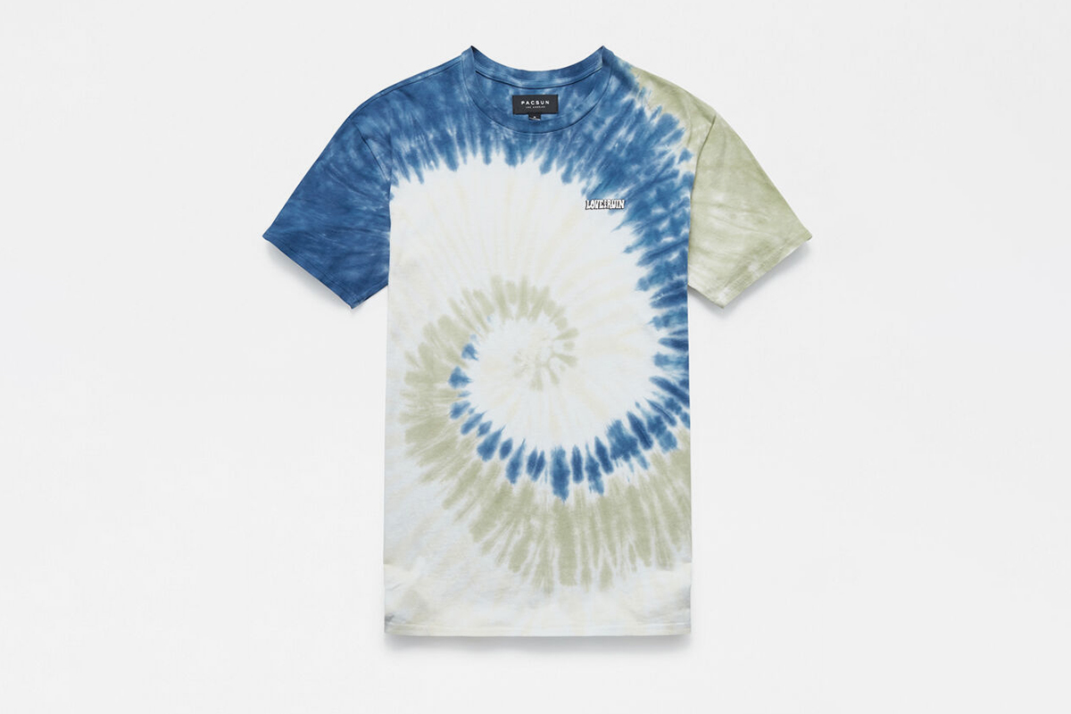 Ezequie Tie-Dyed T-Shirt