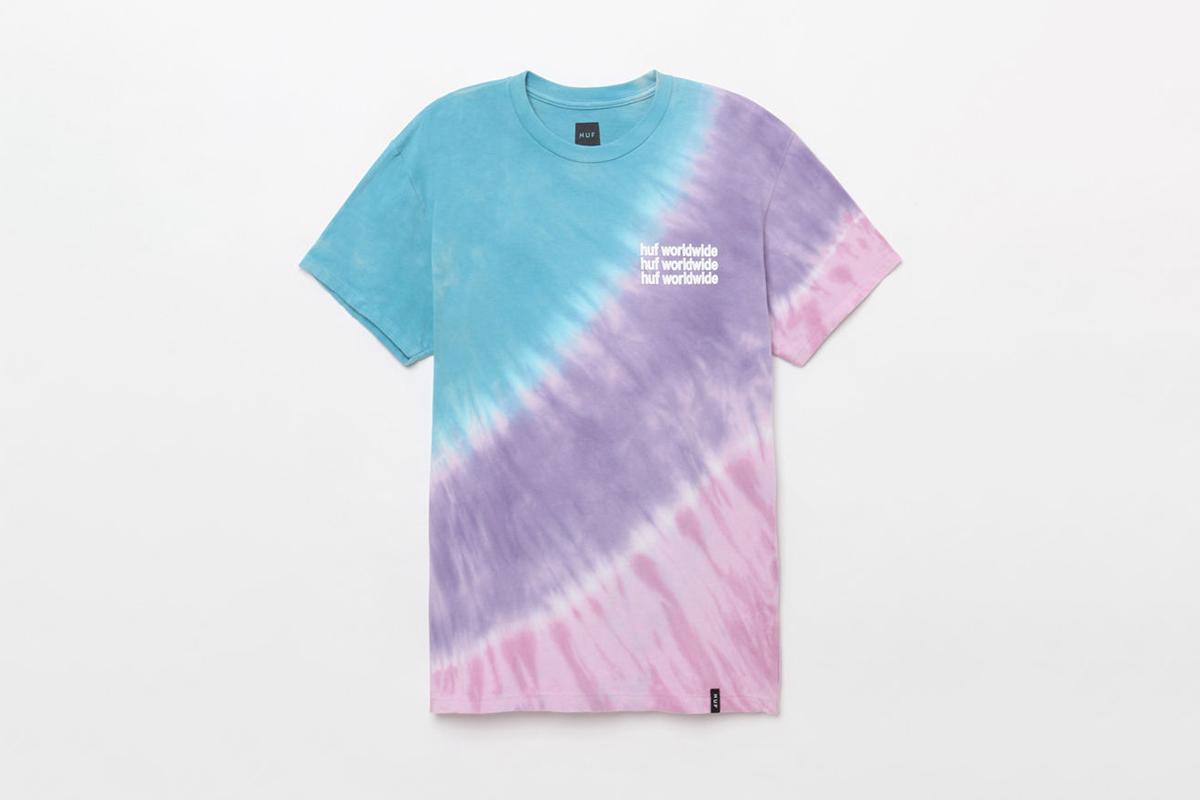 Haight Diagonal Wash T-Shirt