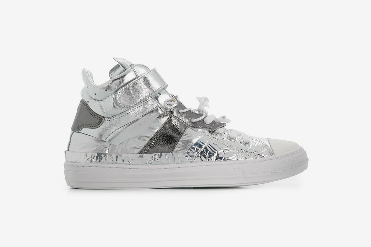Hi-Top Evolution Sneakers