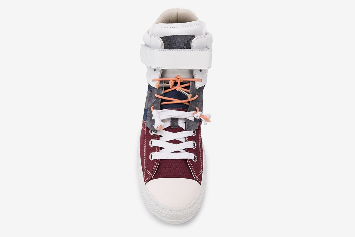 High-Top Evolution Sneakers