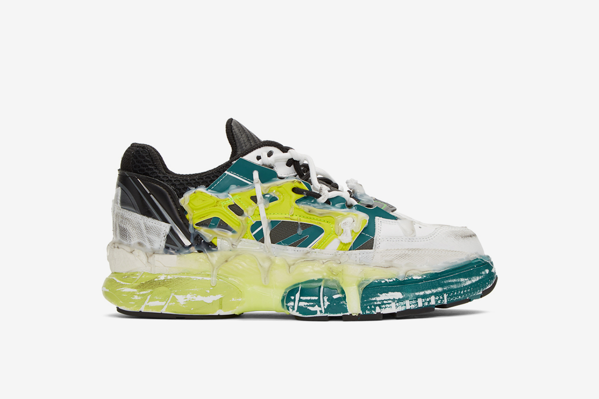 Fusion Low Sneakers