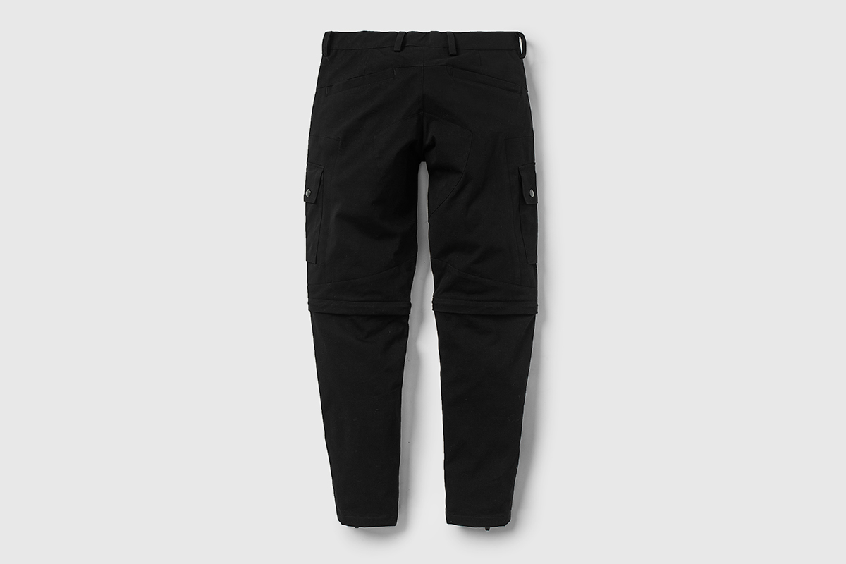 """NOT SS/AW"" Multi Pocket Convertible Pant"