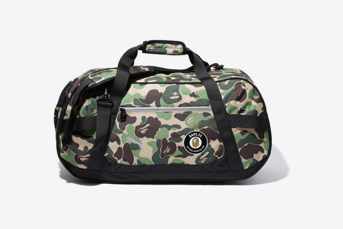 ABC Camo Duffle Bag