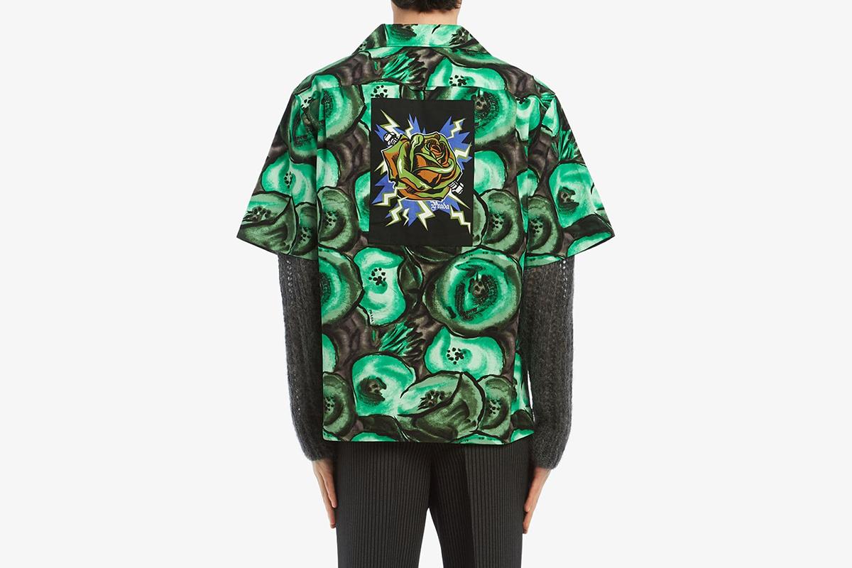 Frankenstein Printed Shirt
