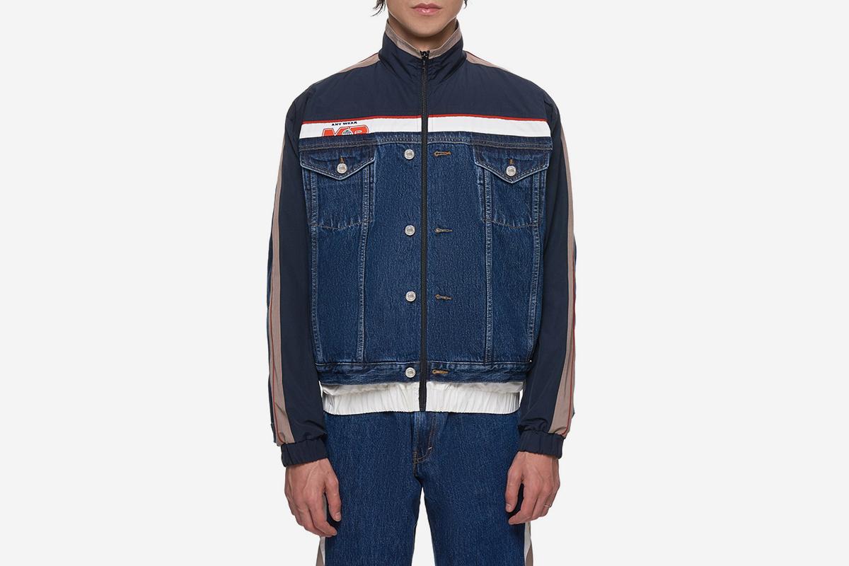 Hybrid Denim Jacket