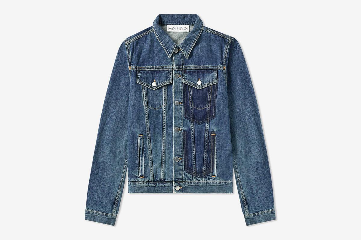 Shaded Denim Jacket