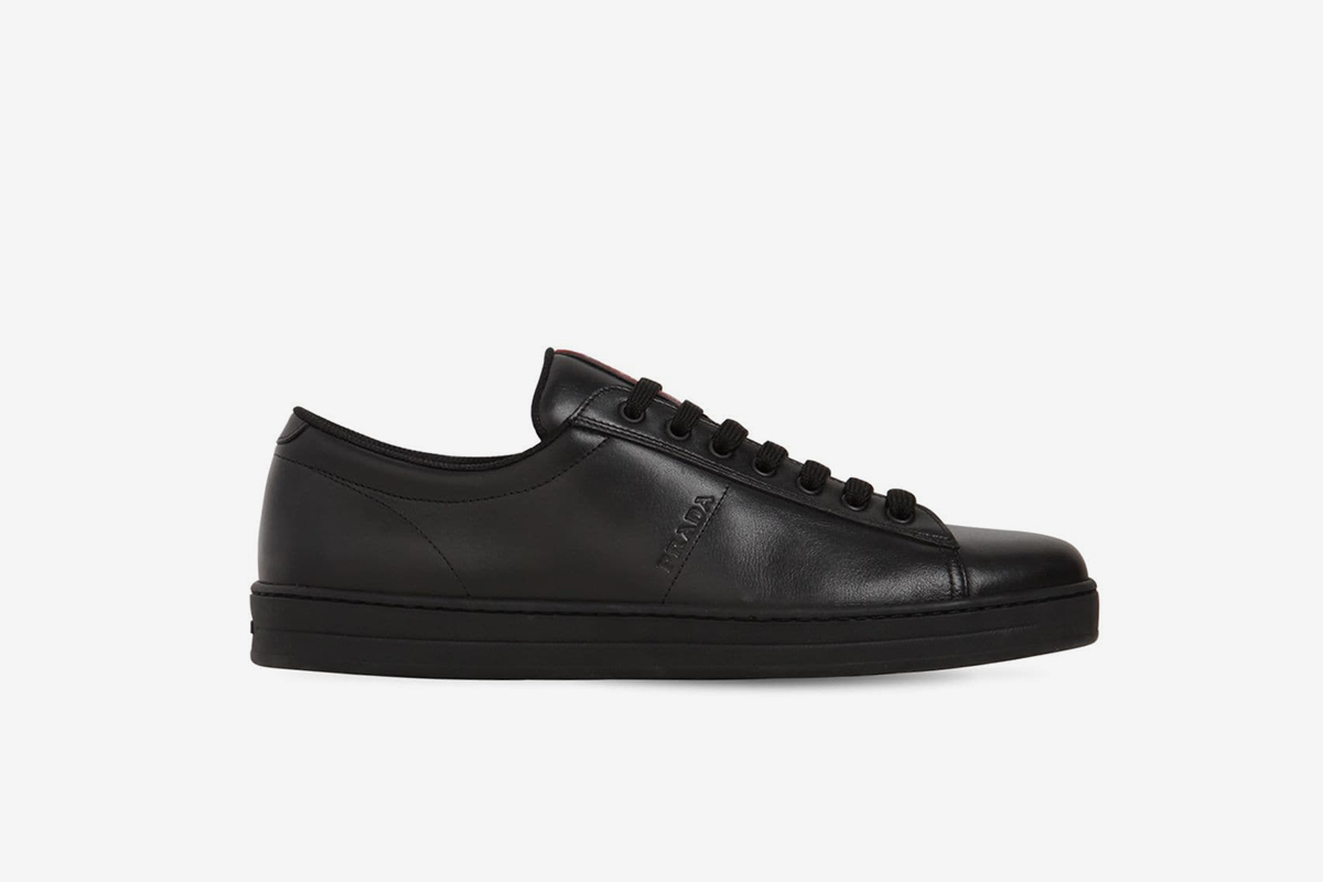 Avenue Leather Sneakers