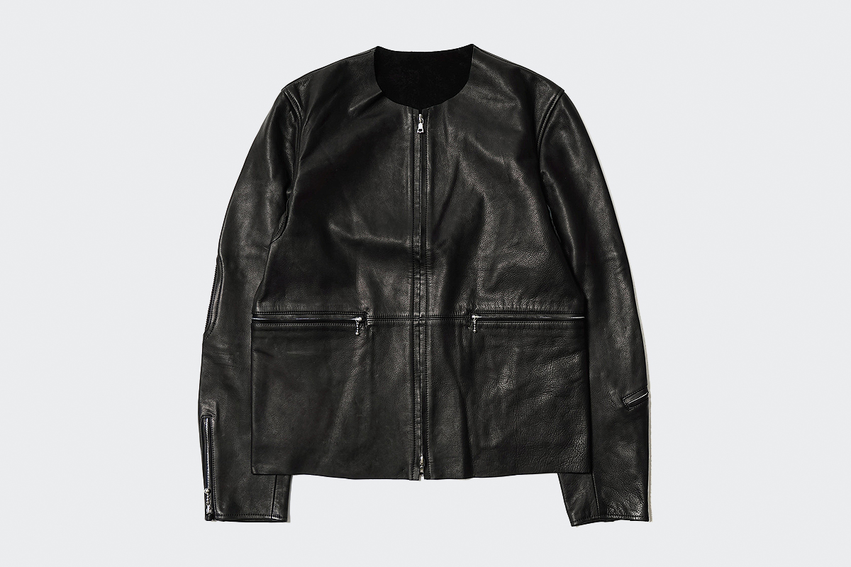 Noneck Riders Jacket
