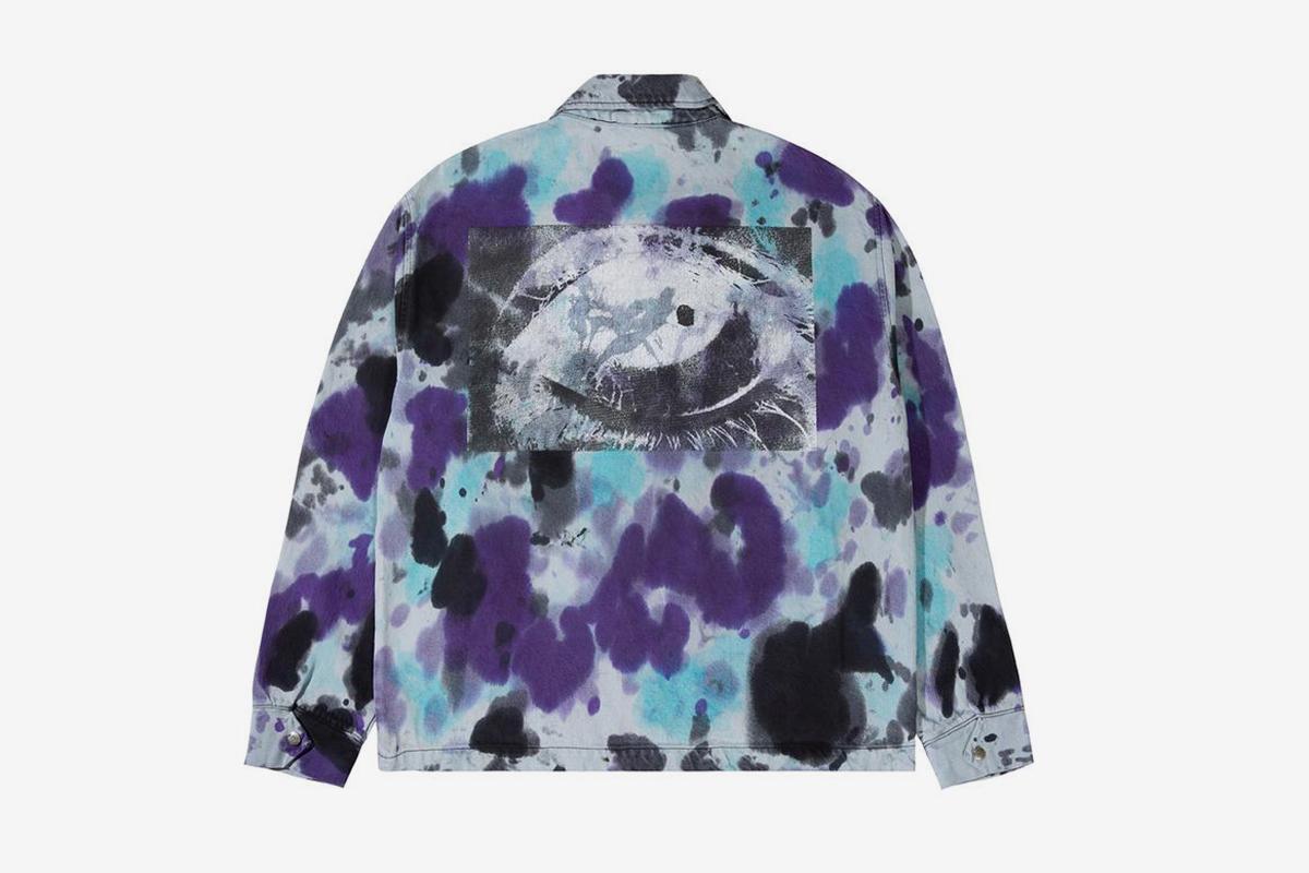 Tie-Dye Jacket