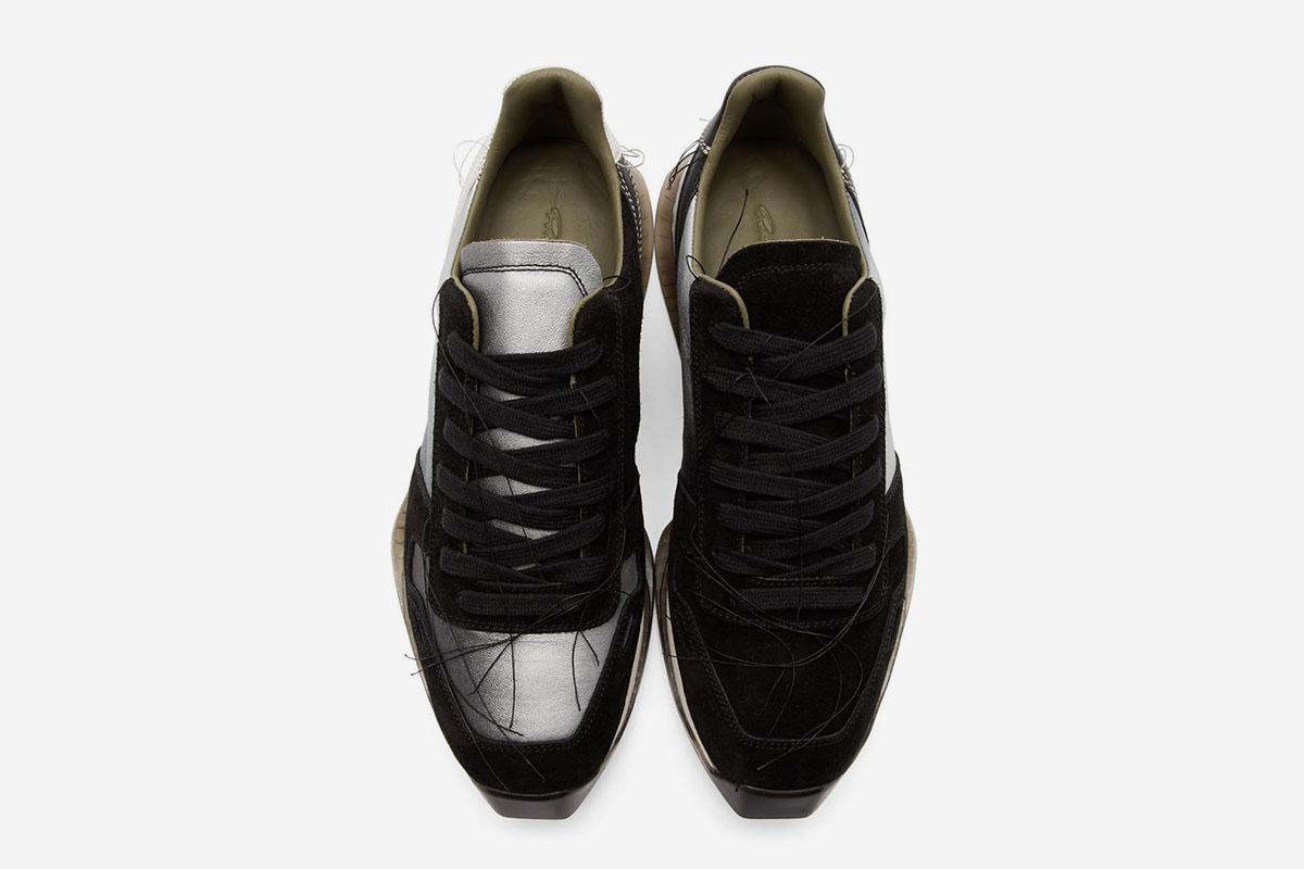 New Vintage Runner Sneakers
