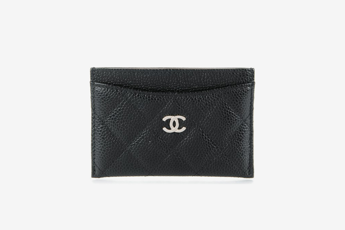 Card Holder Diamond Quilted