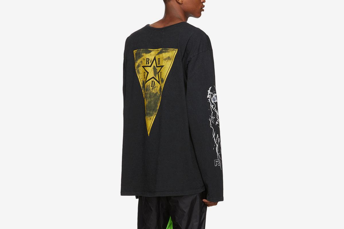 Eagle Moto Long Sleeve T-Shirt