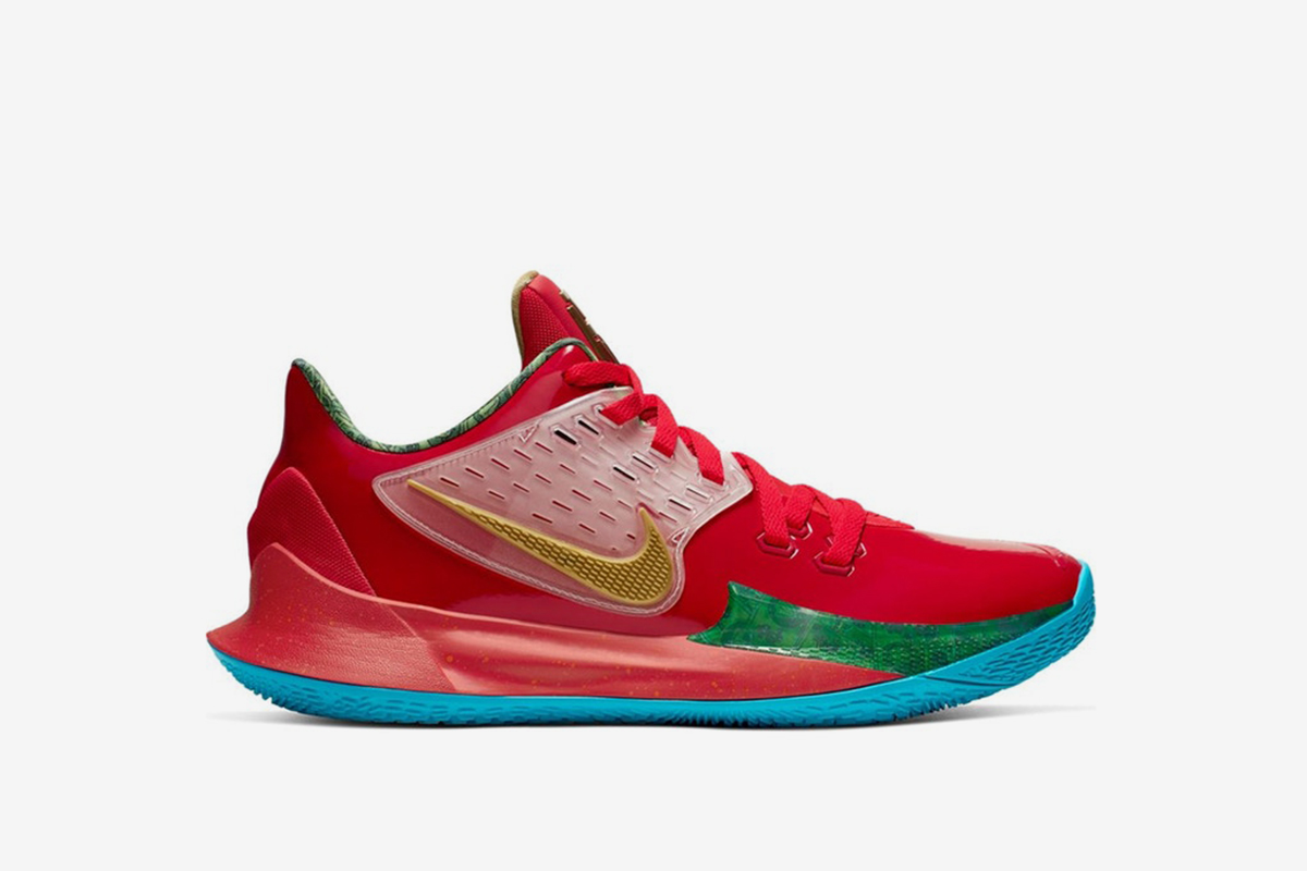 Kyrie Flytrap 2 Spongebob Mr Krabs