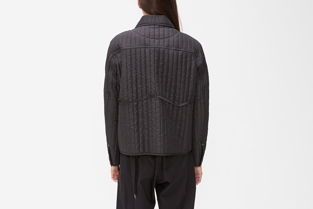Quilted Worker Jacket