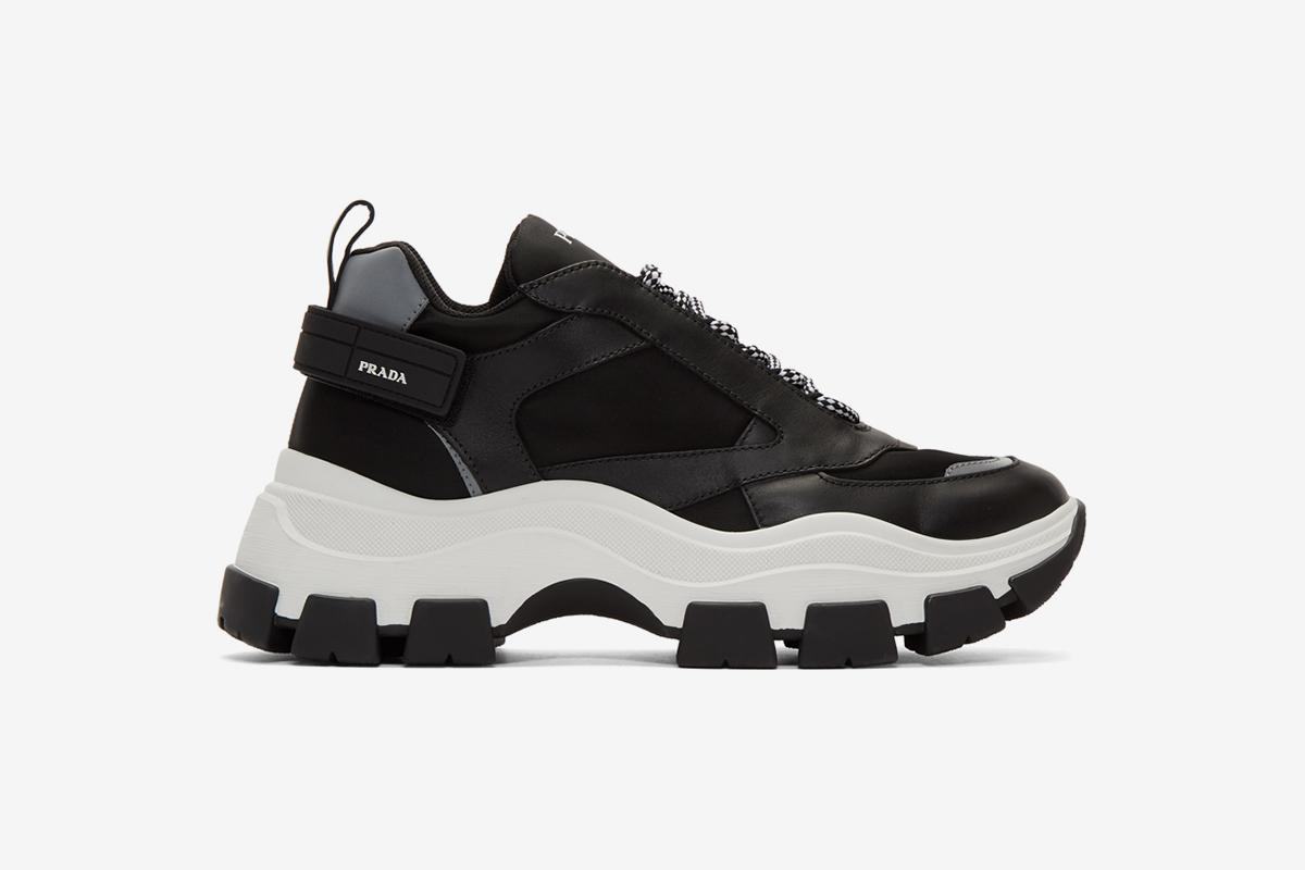 Nylon Nevada Sneakers