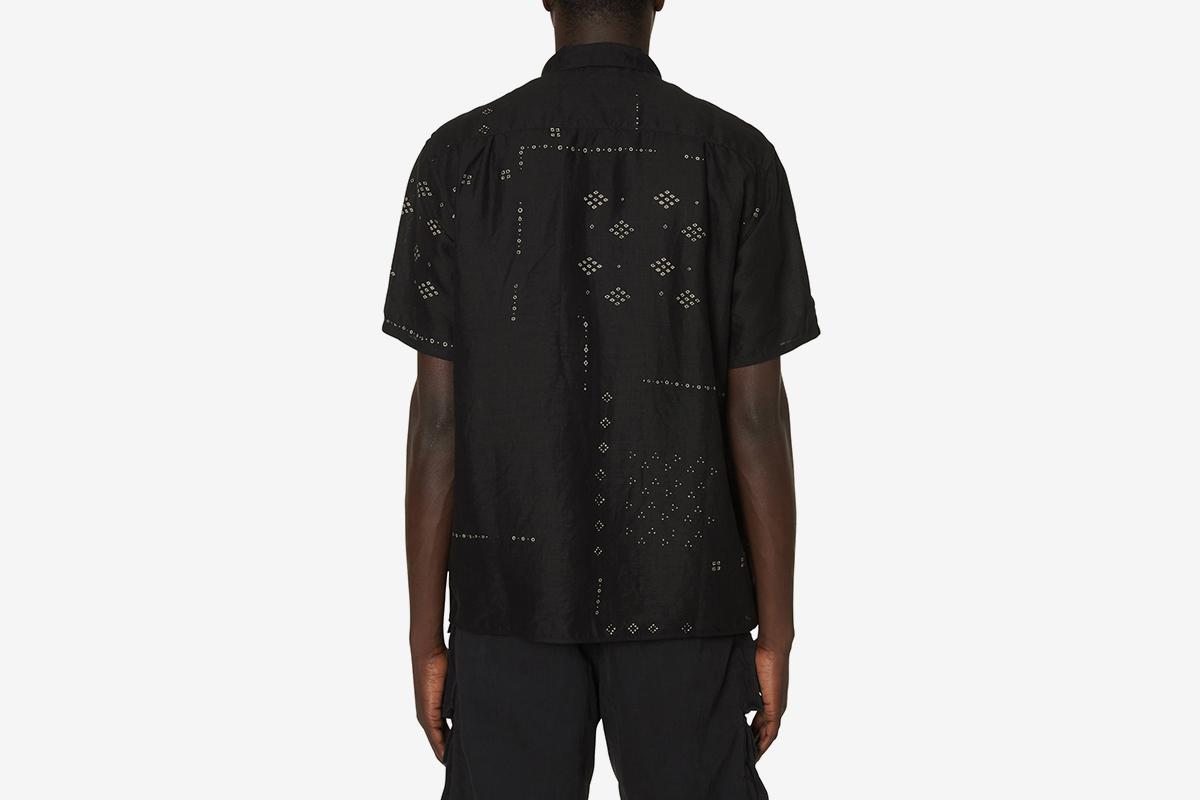 Bandana Dye Aloha Shortsleeve Shirt