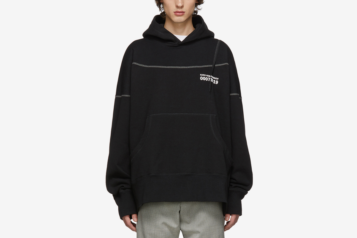 'Midnight Stripes' Hoodie