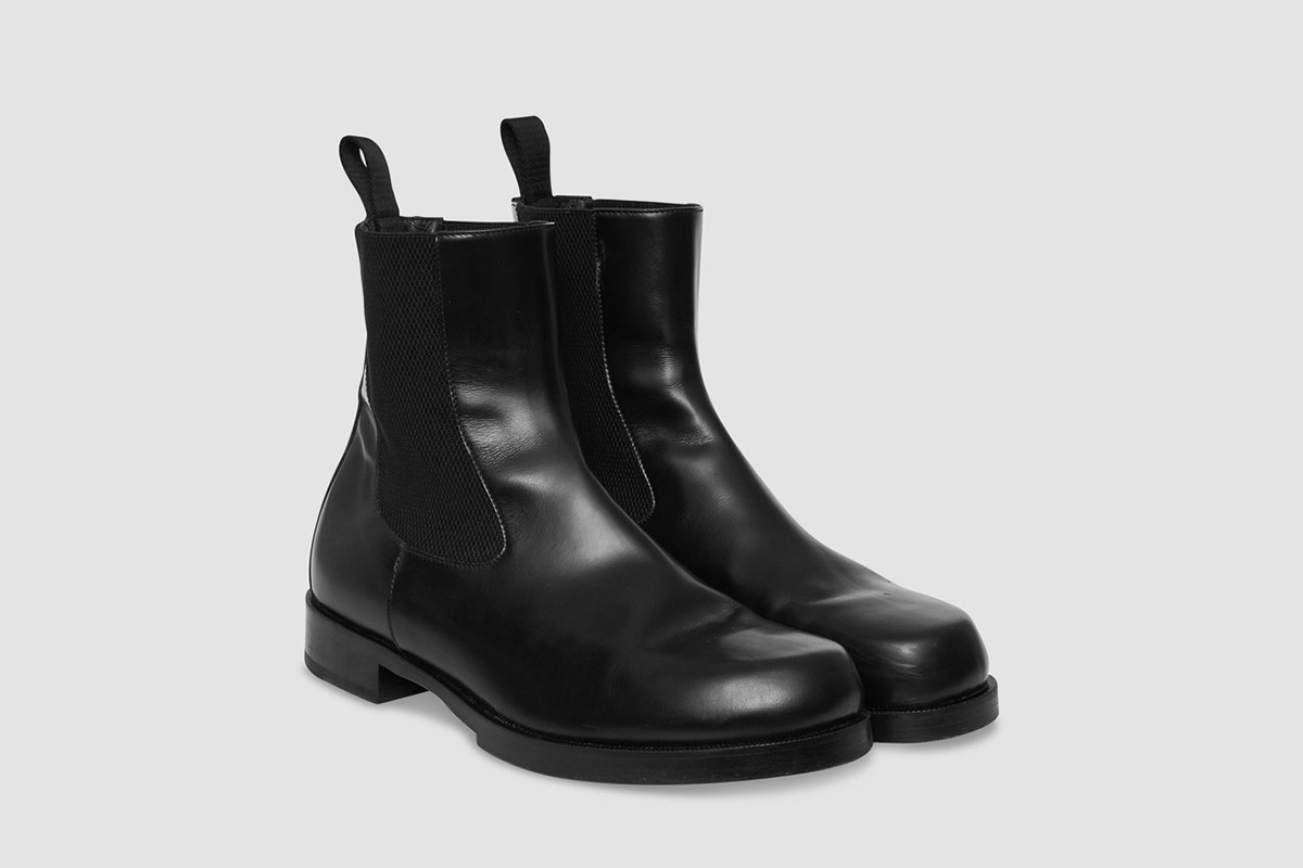 Chelsea Boot With Removable Sole