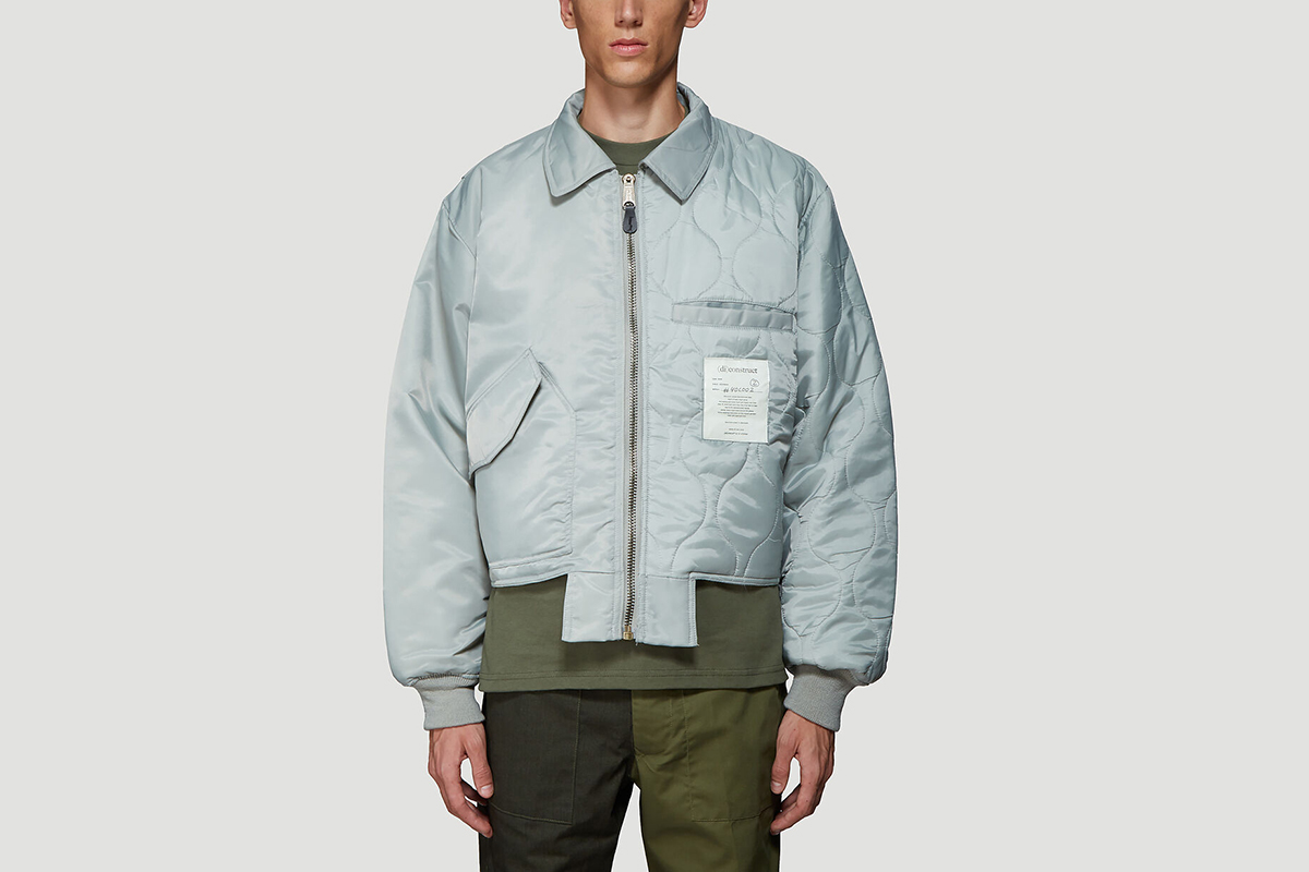 Inside Out Bomber