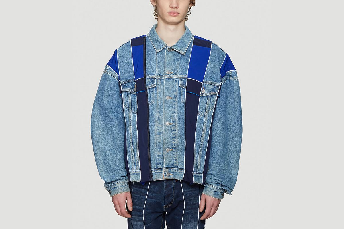 Reworked Denim Jacket