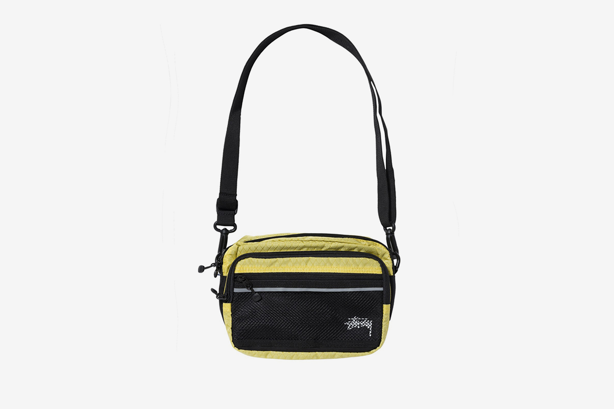 Diamond Ripstop Shoulder Bag