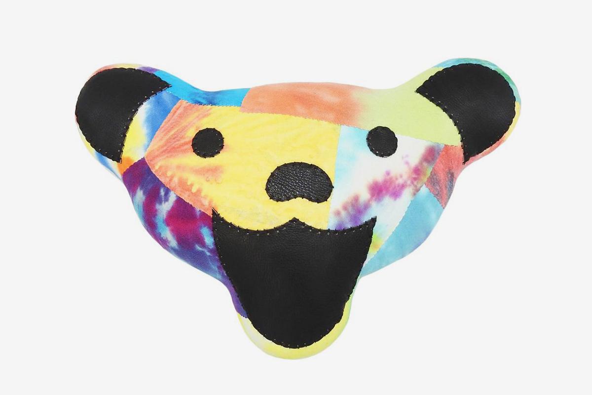 Grateful Dead Dancing Bear Pillow