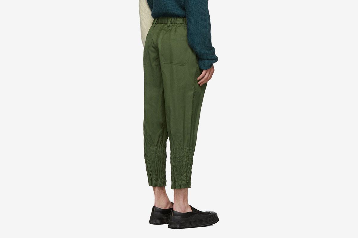 Light Torus Trousers