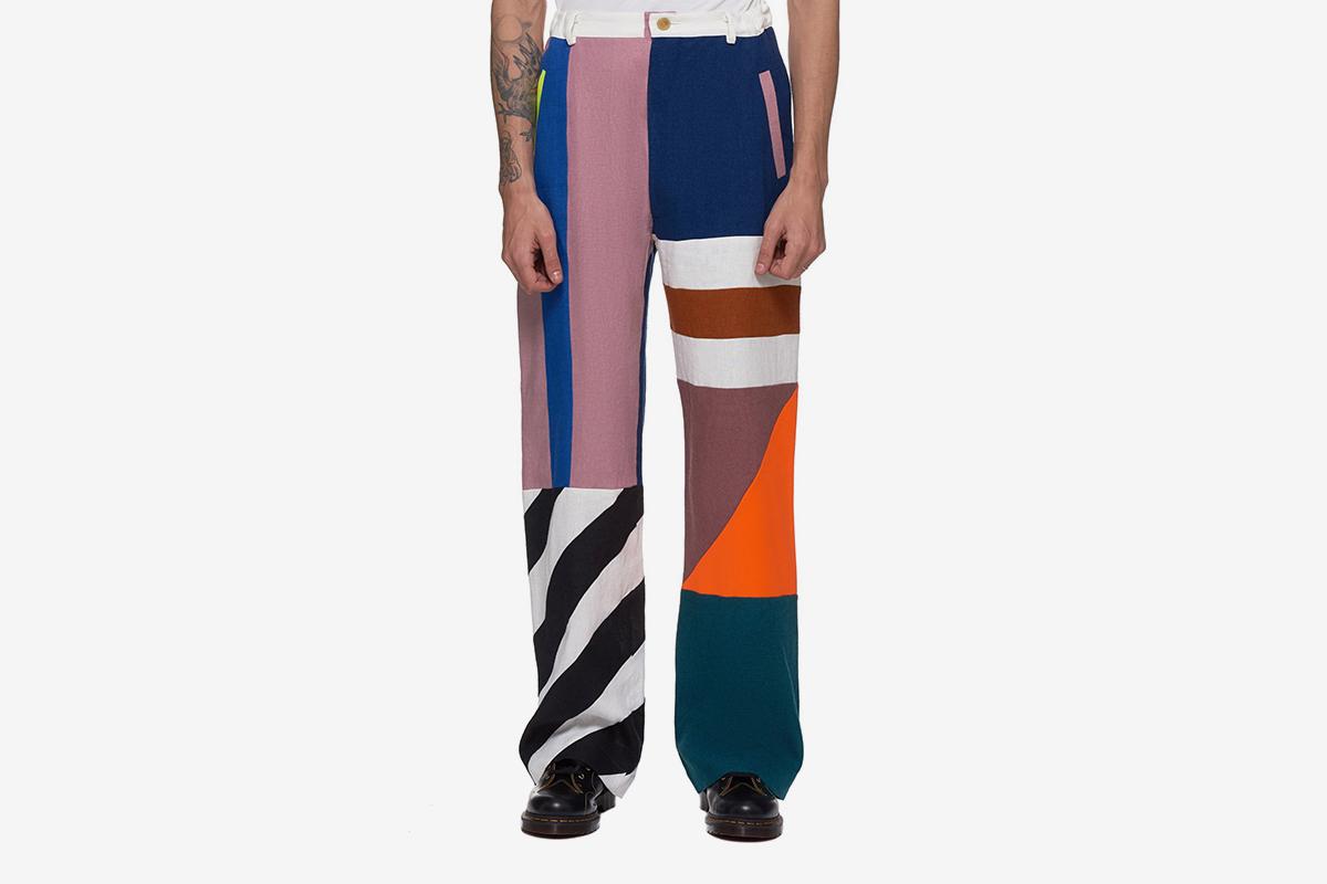 Howl-Flag Trousers